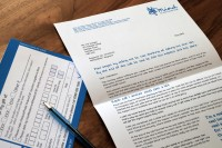 charity appeal letter design