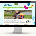 children's website design